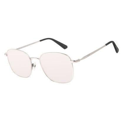 Óculos de Sol Unissex Harry Potter Lord Voldemort Redondo Ônix OC.MT.3196-2222