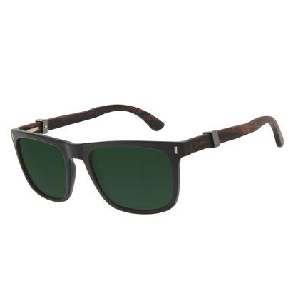 Óculos de Sol Masculino Harry Potter Vassoura Nimbus 2000 Bossa Nova Verde Polarizado OC.CL.3354-1501