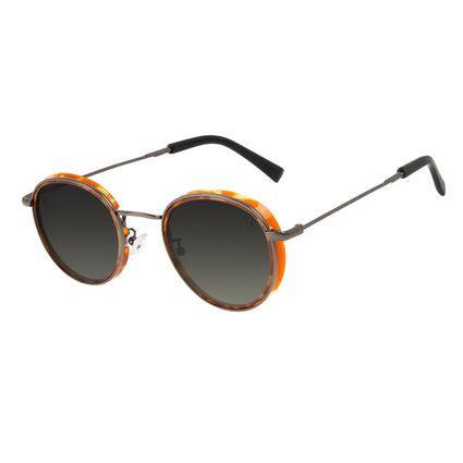 Óculos de Sol Unissex Harry Potter Varinha do Harry Potter Ônix Flap Polarizado OC.MT.3164-8222