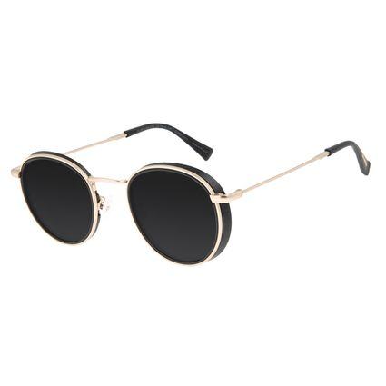 Óculos de Sol Unissex Harry Potter Varinha do Harry Potter Dourado Polarizado OC.MT.3164-0121