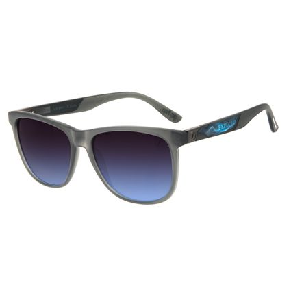 Óculos de Sol Masculino Harry Potter Expecto Patronum Bossa Nova Degradê Azul OC.CL.3358-8301