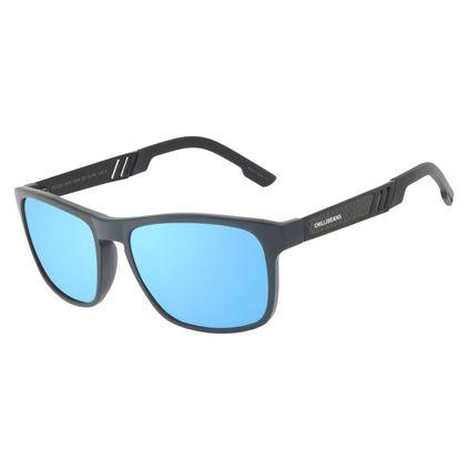 Óculos de Sol Masculino Chilli Beans New Sport Degradê Azul OC.ES.1273-2008