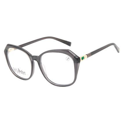 Armação Para Óculos de Grau Feminino Harry Potter Polyjuice Potion Preto LV.AC.0750-0101