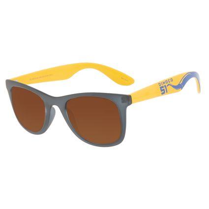 Óculos de Sol Infantil Disney Cars Bossa Nova Azul OC.KD.0702-0208