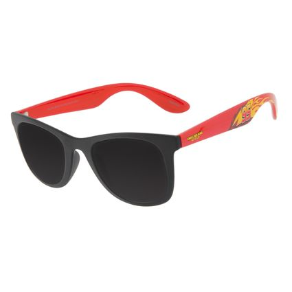 Óculos de Sol Infantil Disney Cars Bossa Nova Vermelho OC.KD.0702-0116