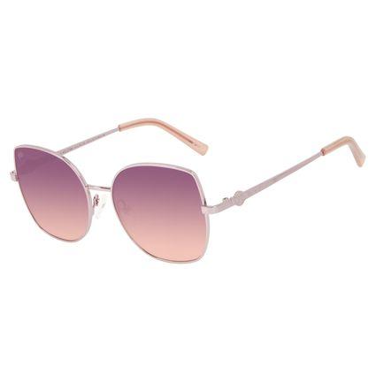 Óculos de Sol Feminino Teen Disney Princess Rapunzel Rosa OC.KD.0706-1313