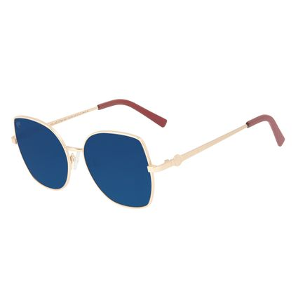 Óculos de Sol Feminino Teen Disney Princess Branca de Neve Azul OC.KD.0706-0821