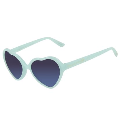 Óculos De Sol Infantil Disney Princess Jasmine Azul OC.KD.0707-0803