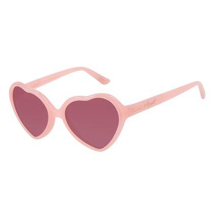 Óculos De Sol Infantil Disney Princess Aurora Rosa OC.KD.0707-1313