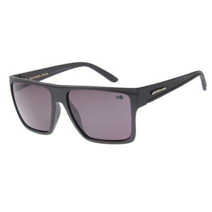 Óculos de Sol Unissex Chilli Beans Quadrado Essential Fosco OC.CL.1058-0431