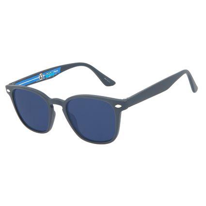 Óculos de Sol Infantil Disney Cars The King Bossa Nova Azul OC.KD.0703-0808