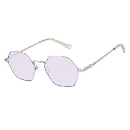 Óculos de Sol Feminino Teen Disney Princess Ariel Roxo OC.KD.0712-1412
