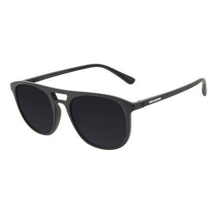 Óculos de Sol Masculino Chilli Beans Bossa Nova Urban Preto OC.CL.3502-0101